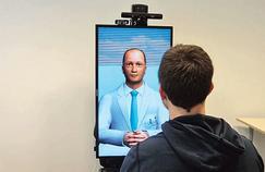 Médecin virtuel, pour diagnostic réel