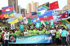 En finir avec l'épidémie de sida en 2030