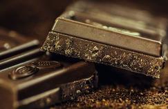 Le chocolat noir rend le cerveau plus vigilant et attentif