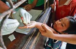 Le paludisme fait moitié moins de morts qu'il y a dix ans