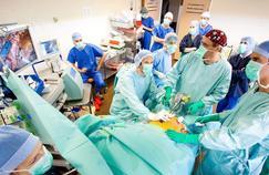 Qu'apporte la vision3D en chirurgie hépatique?