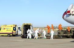 Ebola : l'OMS en alerte maximale