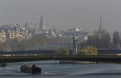 Trop d'Européens restent exposés à la pollution en ville