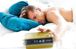 Le manque de sommeil perturbe notre génome