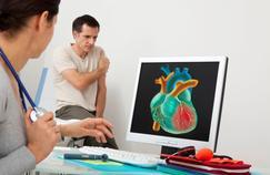 L'infarctus peut être d'origine génétique chez l'homme