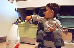 Accidents domestiques: le cri d'alerte des pédiatres