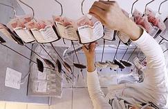L'Établissement français du sang lance un appel aux dons
