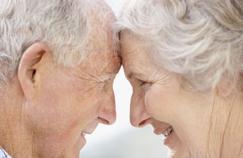 Des seniors sensuels jusqu'au bout