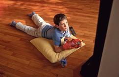 Prédire l'obésité infantile par le temps passé devant la télé