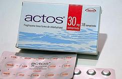 Les antidiabétiques Actos et Competact retirés du marché