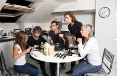 Mangez en famille pour prévenir l'obésité