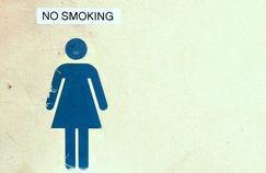 Les nouveaux nés profitent de l'interdiction de fumer