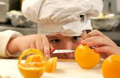 Contre l'obésité infantile, faites cuisiner les petits