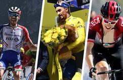 Pinot, Alaphilippe, Thomas: ce qu'il faut retenir de la 14e étape du Tour