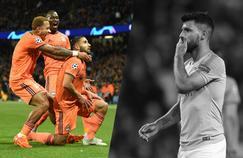 Tops/Flops Manchester City-OL : Le cœur de Lyon, la faillite de City