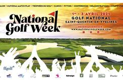 La National Golf Week, la grande fête du golf en avril 2021