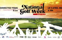National Golf Week Digitale : une émission en direct ce vendredi 2 avril entre 10h et 13h