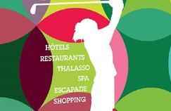 Les plus beaux golfs de France, tout en couleurs