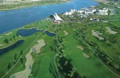 Dubaï, terre de golf