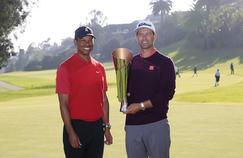 Genesis Invitational : Adam Scott vainqueur. Tiger Woods bon dernier