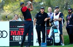 The Match : le jackpot pour Phil Mickelson