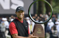 ZOZO Championship : Tiger Woods défendra son titre