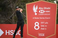 Abu Dhabi HSBC Chp : Tyrrell Hatton fait provisoirement le trou…