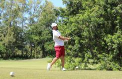 Romain Langasque : « Je n'ai plus fait de golf depuis bientôt quinze jours… »