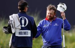 Open britannique : Holmes leader, Langasque placé, McIlroy et Woods plongent