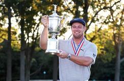 US Open : DeChambeau décroche son premier Majeur