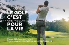 FFGolf, une nouvelle campagne pour aller de l'avant