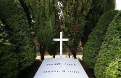 La tombe du maréchal Pétain vandalisée