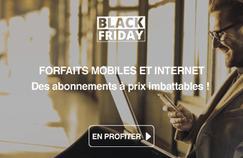 Black Friday 2018 : tous les bons plans des opérateurs téléphoniques