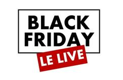 Le Black Friday continue tout ce weekend