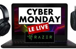 Cyber Monday : Sélection des meilleures promos Razer jusqu'à -1000€