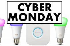 Cyber Monday : Promos sur lampes LED Philips HUE connectées