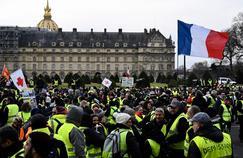 «Gilets jaunes» : un nouveau samedi de manifestations