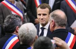 La cote de popularité de Macron remonte