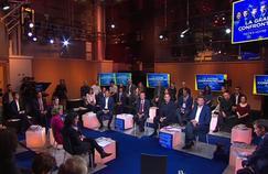 Européennes: suivez en direct le grand débat des têtes de liste