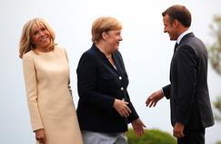 G7 : Emmanuel et Brigitte Macron ont accueilli les membres du G7