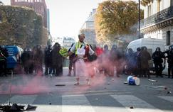 Des milliers de personnes réunies à Paris à la marche pour le climat
