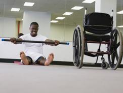 Accessibilité aux activités physiques et sportives des personnes handicapées