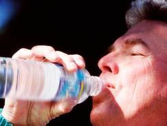 Déshydratation .