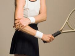 Epicondylite ou tennis-elbow