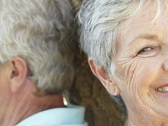 Dent et vieillissement du visage