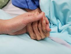 Soins palliatifs et personnes âgées