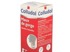 Colludol solution buccale flacon pressurisé de 30 ml