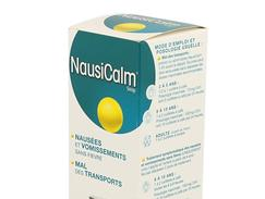 Nausicalm, sirop, boîte de 1 flacon de 150 ml
