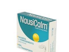 Nausicalm adultes 50 mg, gélule, boîte de 14