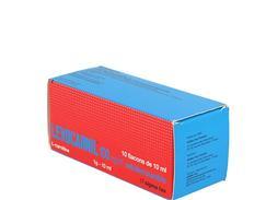 Levocarnil 1 g/5 ml injectable boîte de 5 ampoules de 5 ml
